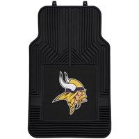 NFL Minnesota Vikings Floor Mats - Set of 2