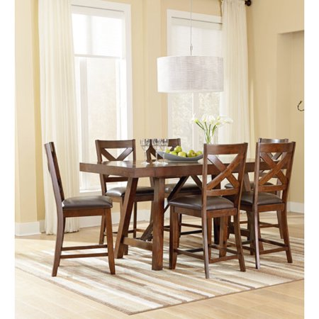 Counter Height Or Regular Dining Table : Standard Furniture Omaha Counter Height Extendable Dining Table ...