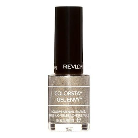 Revlon colorstay gel envy longwear nail enamel, roll the (Gel Roll)