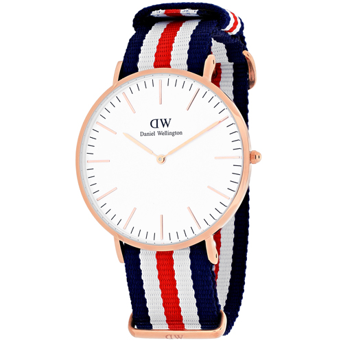 Daniel Wellington Men's Classic Canterbury