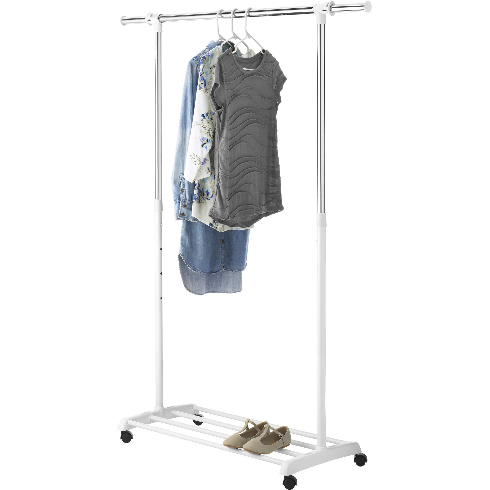 Whitmor Deluxe Adjustable Garment Rack by Whitmor