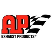 AP EXHAUST PRODUCTS 700146 92-96 GM G SERIES VANS 4.3L/5.7L DIRECT FIT MUFFLER - MSL MAXIMUM