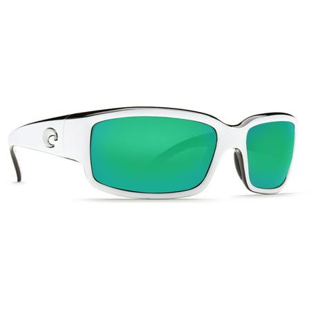 aa5b707e309 Costa Del Mar - Costa Del Mar Caballito 30 White Black Sunglasses -  Walmart.com