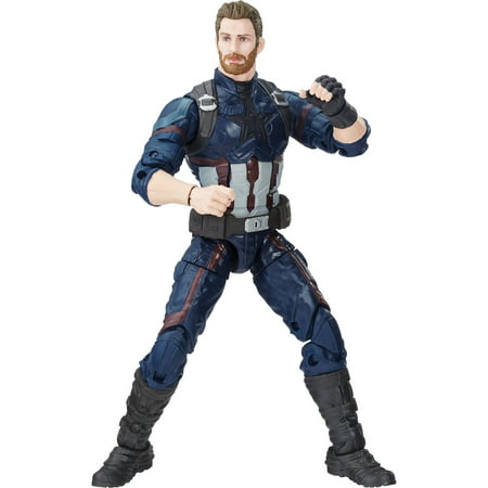 Avengers Marvel Legends Series 6-inch Captain America