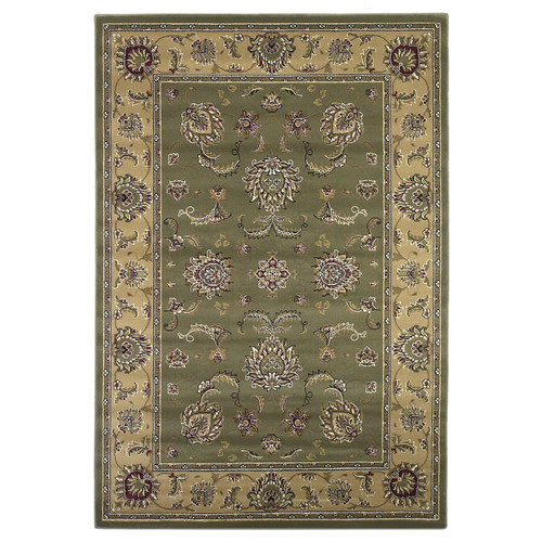 KAS Rugs Cambridge Sage / Beige Area Rug