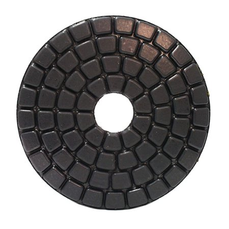 "ALPHA Ceramica Buff Final Polishing Pad for Granite (GP5BLACK 5"") - image 1 de 1"