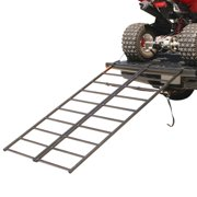 """74"""" Steel Bi-Fold ATV Loading Ramp"""