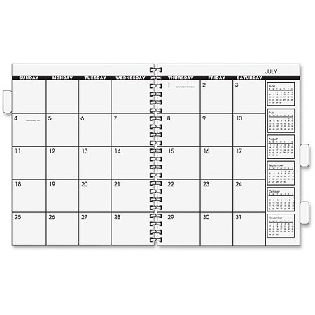 at a glance 2016 monthly planner refill walmart com