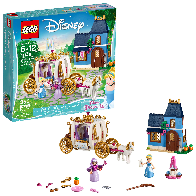 LEGO Disney Princess Cinderella's Enchanted Evening 41146