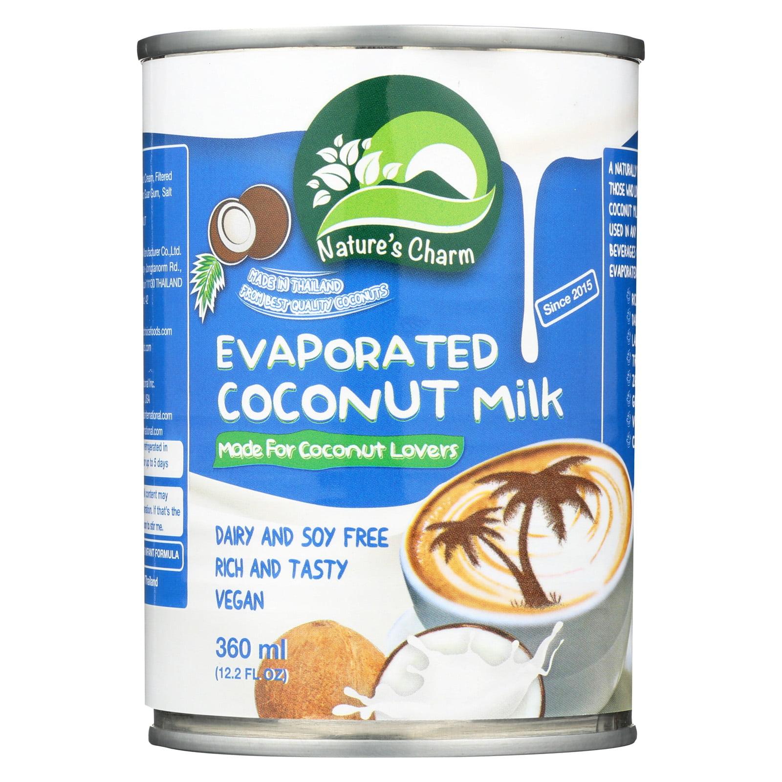 Family Foods Natures Charm  Coconut Milk, 12.2 oz