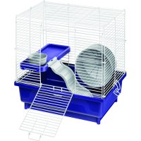 MY FIRST HOME HAMSTER 2-STORY CAGE