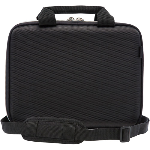 Nuo Slim Brief for Apple iPad and Tablets, Black