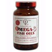Omega-3 Fish Oils 1000mg Olympian Labs 240 Softgel