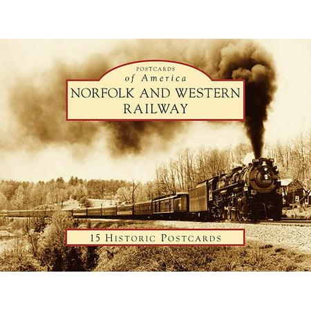 Norfolk and Western Railway - Norfolk And Western Railroad