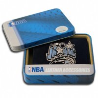 NBA - Men's Orlando Magic Embroidered Trifold Wallet