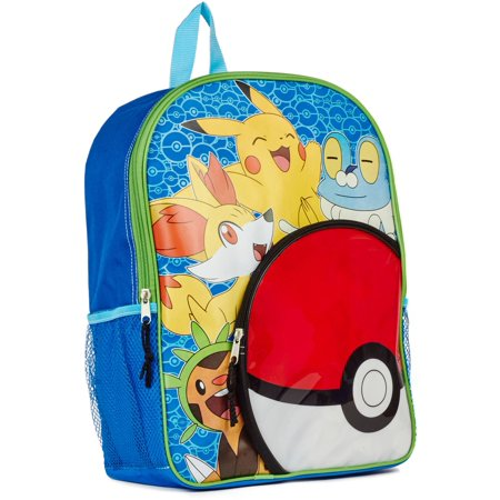 279b0a293304 Pokemon - Pokemon Backpack - Walmart.com