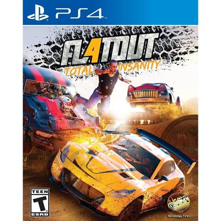 Strategy First FlatOut 4 (PS4)