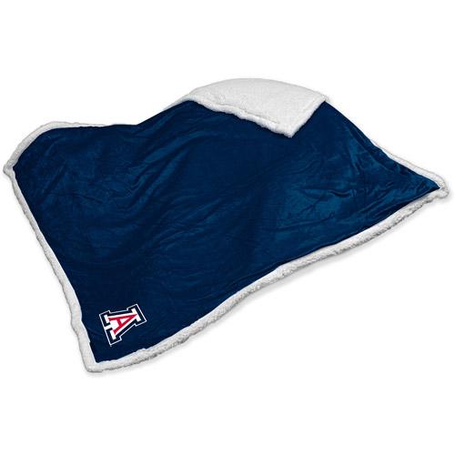 Logo Chair NCAA Arizona Sherpa Blanket