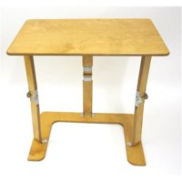 Spiderlegs Tables, Inc  Couchdesk Tray Table, Golden Oak