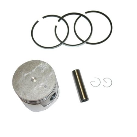 - Club Car 1012515 - Piston and Rings Assembly, Standard Size, 1984-1991