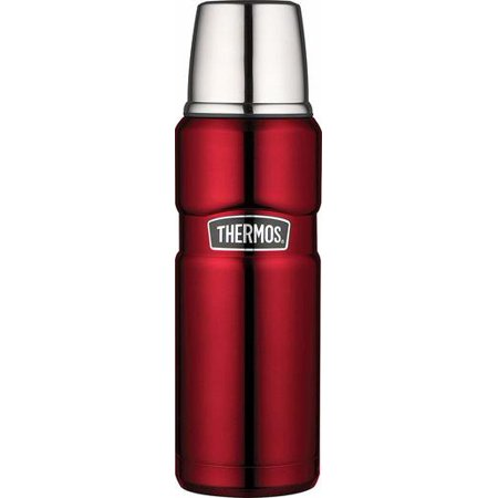 Thermos Stainless Steel King 16 Ounce Compact Bottle Cranberry Walmart Canada