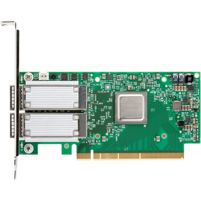 Mellanox ConnectX-4 EN Adapter Card Dual-Port 100 Gigabit Ethernet Adapter