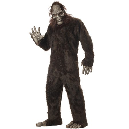 Big Foot Adult Halloween Costume