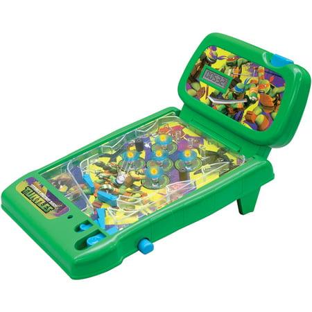 Teenage Mutant Ninja Turtles Totally Turtles Tabletop Pinball Game