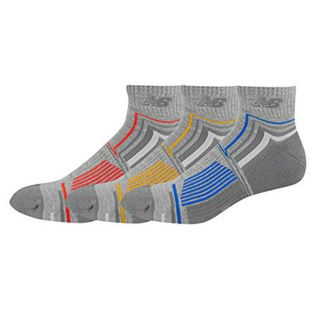 7b727d8e New Balance N674-3 Ankle Socks 3-Pack (Men's)