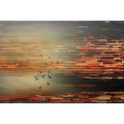 Parvez Taj Night Flight Canvas Wall Art