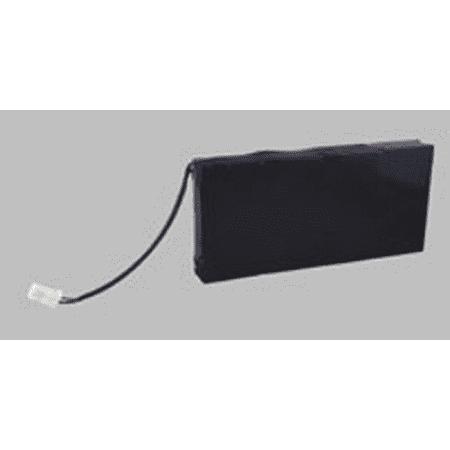 Replacement for BURDICK E560 EKG MONITOR MAIN POWER BATTERY replacement (Burdick Ekg Machines)