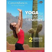 Canyon Ranch: Yoga For Strength & Energy by ACORN MEDIA