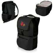 Louisville Cardinals Zuma Cooler Backpack - Black