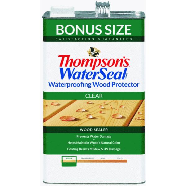 Thompsons WaterSeal VOC Compliant Wood Protector
