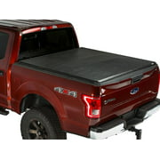 Truck cover gator tri fold tonneau truck bed cover 2015 2018 ford f150 55 bed fandeluxe Images