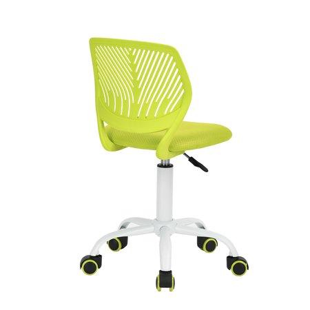 Furniture R Task Chair, Mid-Back Height Adjustable Student Teens Desk Computer Office Chair - image 3 of 8