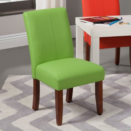 Kinfine Parsons Upholstered Kids Chair - Set of 2