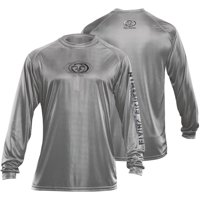 Flying Fisherman Logo Long Sleeve Performance Tee (Three Colors Available)