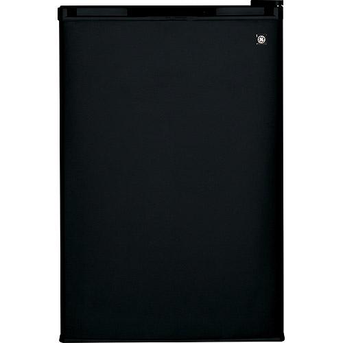 GE 4.5 cu. ft. Compact Refrigerator, Black