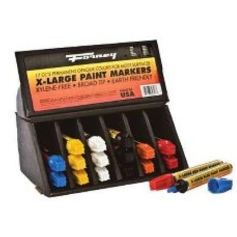 MARKER PAINT DISPLAY XL SET-15