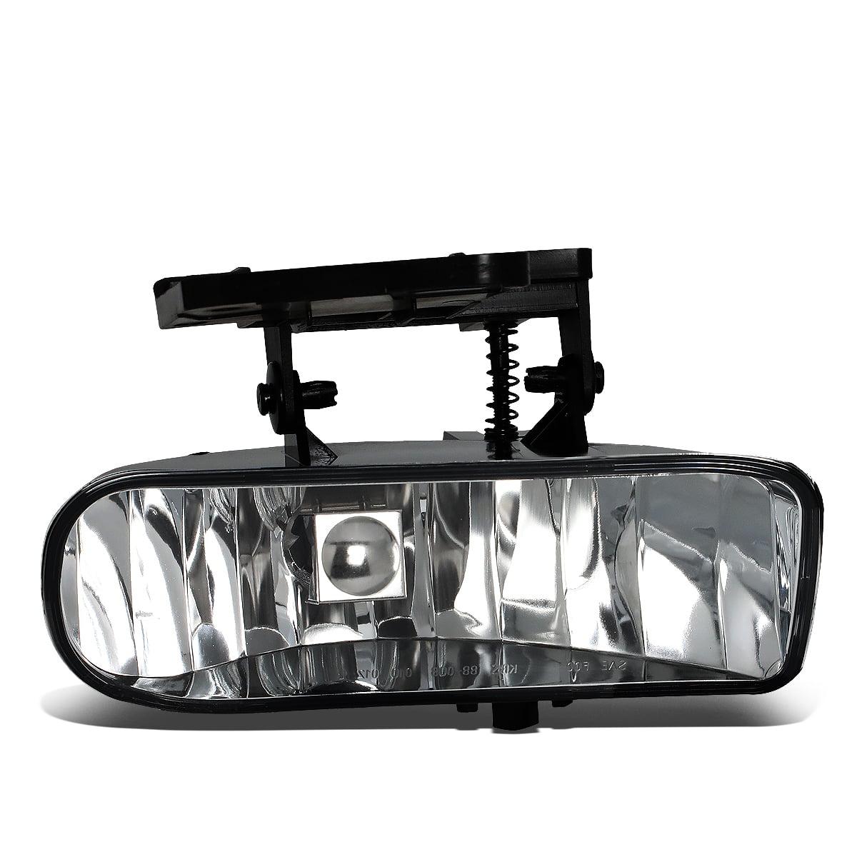 For 99-06 GMC Sierra 1500 2500 3500/Yukon XL Front Bumper Fog Light/Lamp Factory Style Right Side 00 01 02 03 04 05
