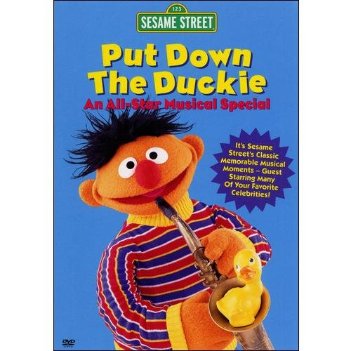 Sesame Street: Put Down The Duckie - An All-Star Musical Special (Full Frame)