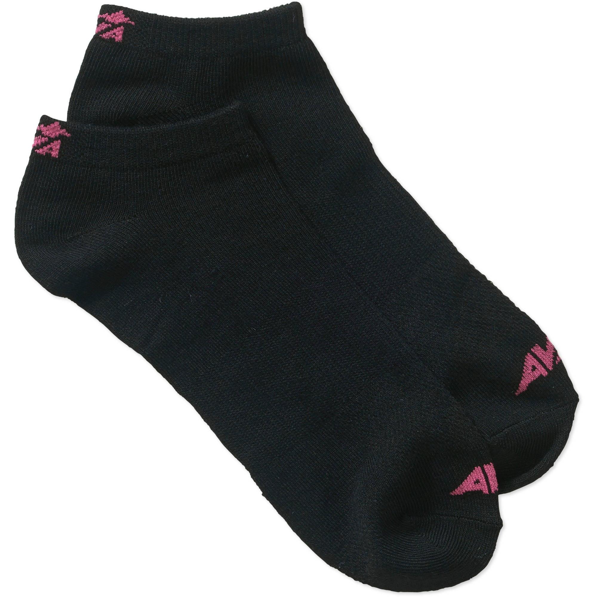Avia Ladies Performance Liner Low Cut Socks - 12 Pack