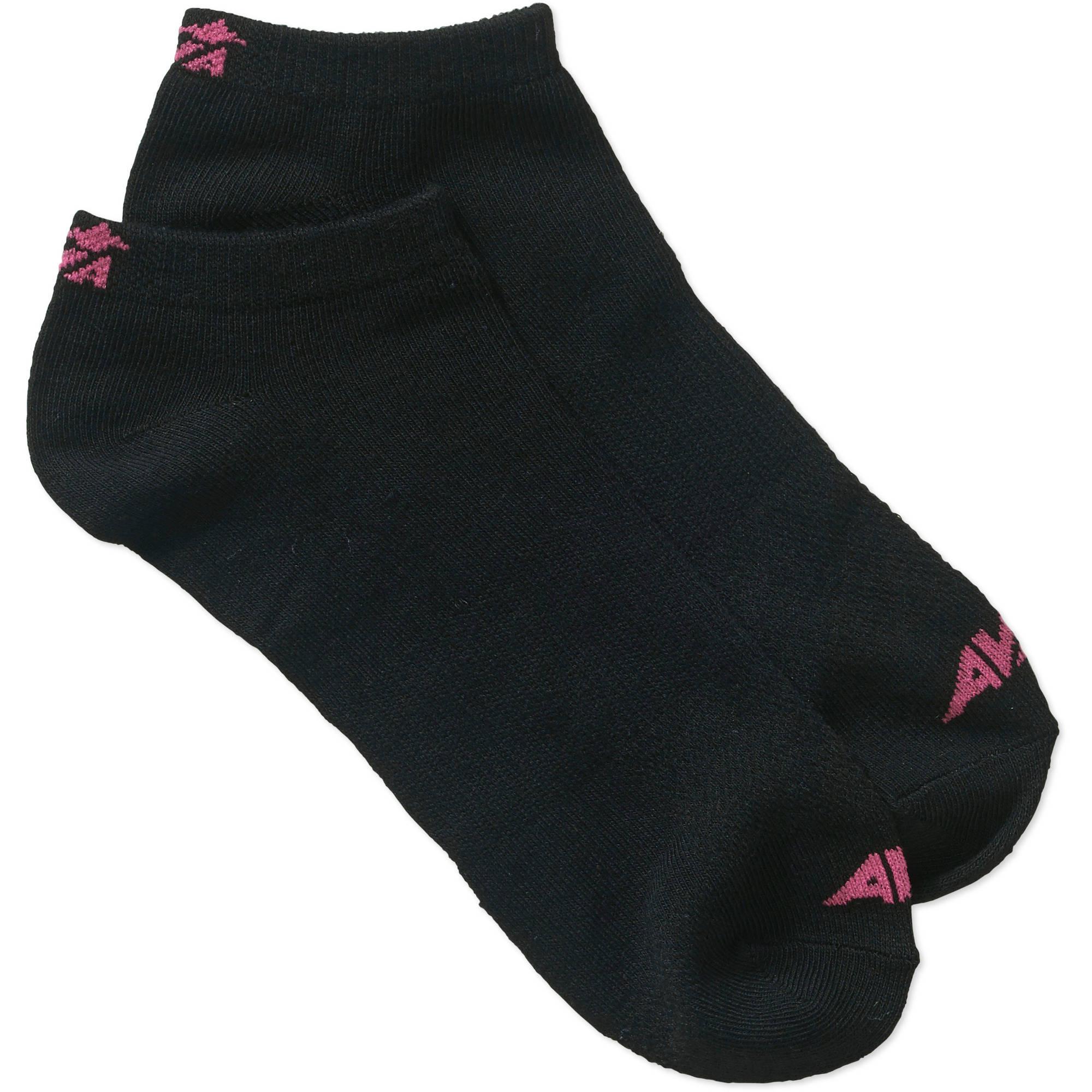 Ladies Performance Liner Low Cut Socks - 12 Pack