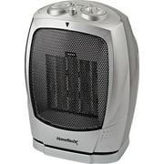 PowerZone Oscillating Electric Heater, 750/1500 W