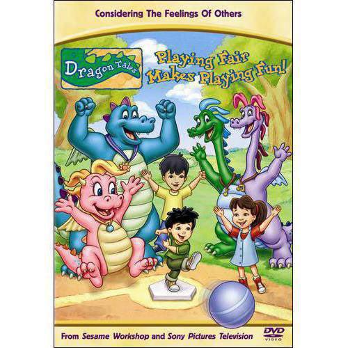 Dragon Tales: Playing Fair Makes Playing Fun