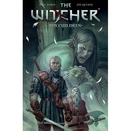 The Witcher: Volume 2 - Fox Children (Witcher 2 Best Ending)