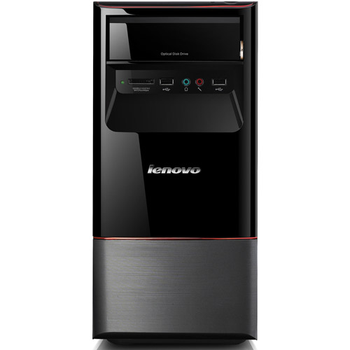 Lenovo H430 57309109 Desktop PC with Intel Pentium G645 Processor, 4GB Memory, 1TB Hard Drive and Windows 8 (Monitor Not Included)