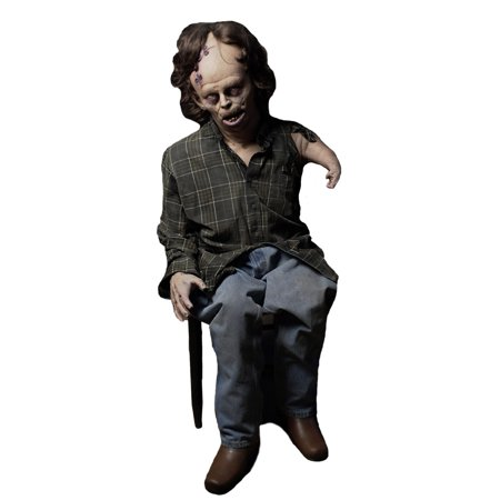 Junior Distortions Frightronic Moving Haunted Prop Halloween Decoration Décor