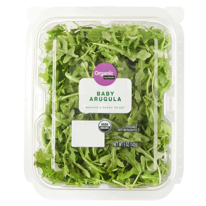 Marketside Organic Baby Arugula, 5 oz